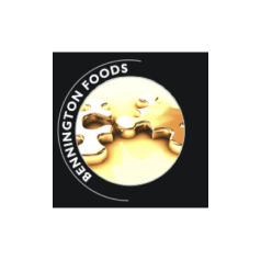 Bennington Foods Logo - a Limino customer
