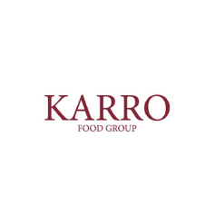 Karro Food Logo - a Limino customer
