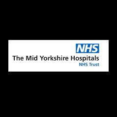 NHS Mid Yorkshire Hospitals Logo - a Limino customer